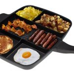Non Stick Divided Breakfast Skillet