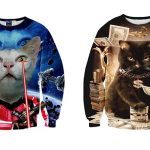 ugly cat sweaters
