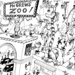dr Suess Coloring Book