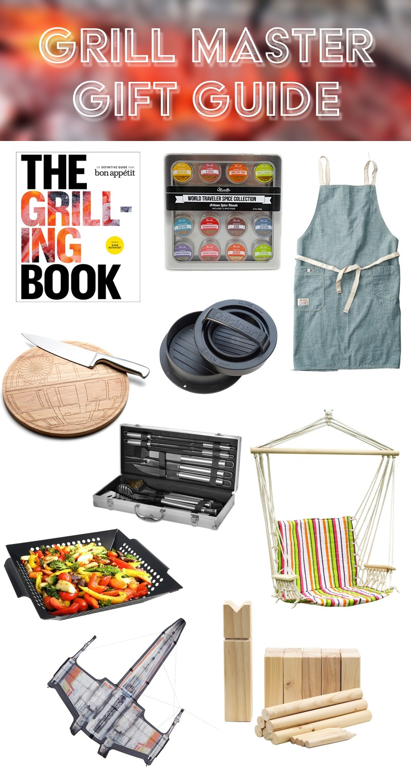 the ultimate grill master gift guide