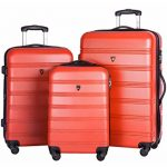3 Piece Hard Shell Luggage Set
