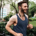 AI Personal Trainer Fitness Tracker Earbuds