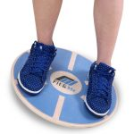 Balance Board for Stability and Core Strength Improvement