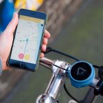 Connected Bike Navigation Cycling GPS