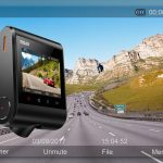 Dash cam driving dashboard recorder