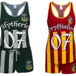Harry Potter Quidditch Jersey Sleep Set