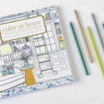 Interior Design Adult Coloring Book from Young House Love