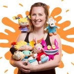 Nickelodeon 90's TV Character Plush Toys