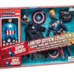 Retro Captain America Collector's Set