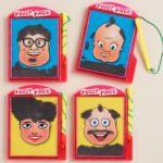 Wooly Willy-Inspired Magnetic Fuzzy Face Set