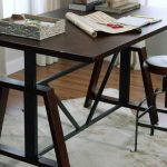 adjustable height table or standing desk
