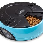 automatic pet feeder programmable food bowl