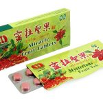 miracle berry taste bud warping tablets