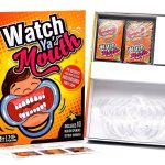 mouth guard party game
